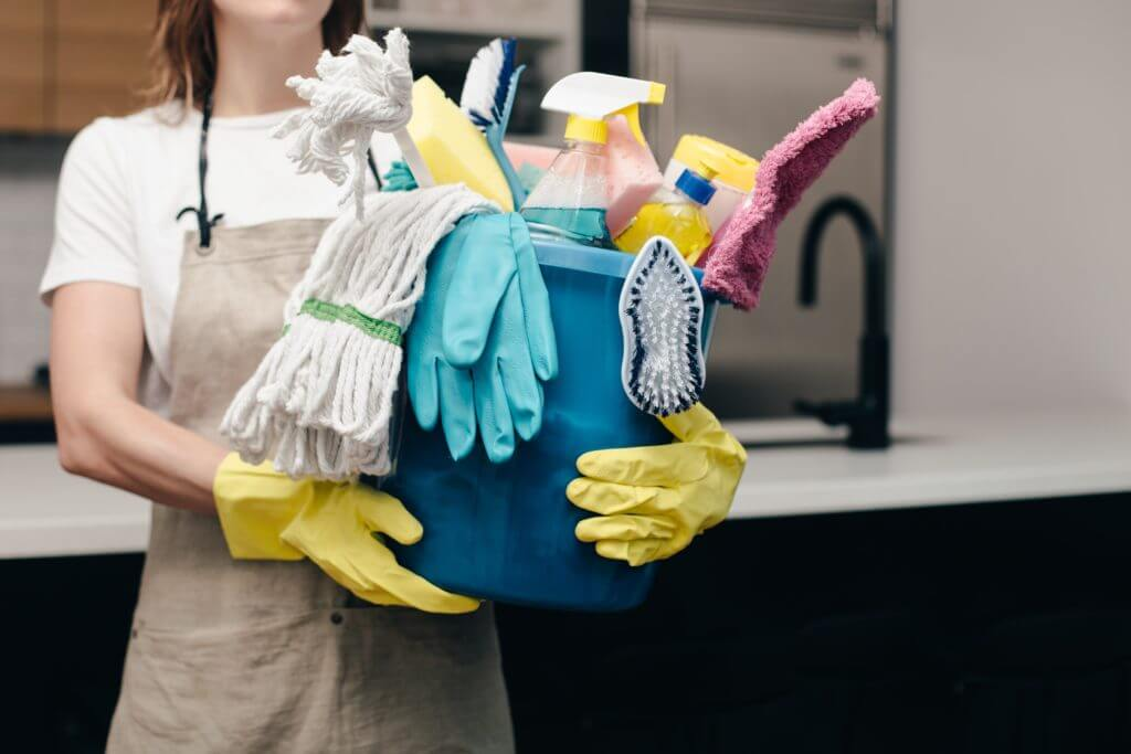 Modern Maids | Self Vs. Service Cleaning? Dallas House Cleaning ...