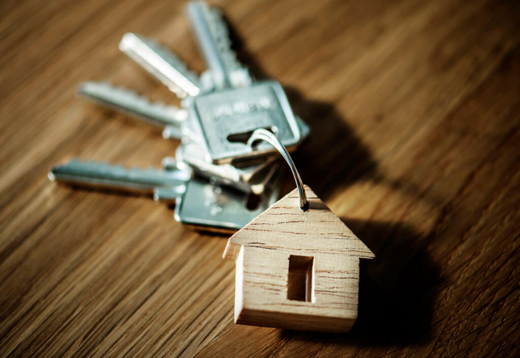 Keys for Dallas Maid Service